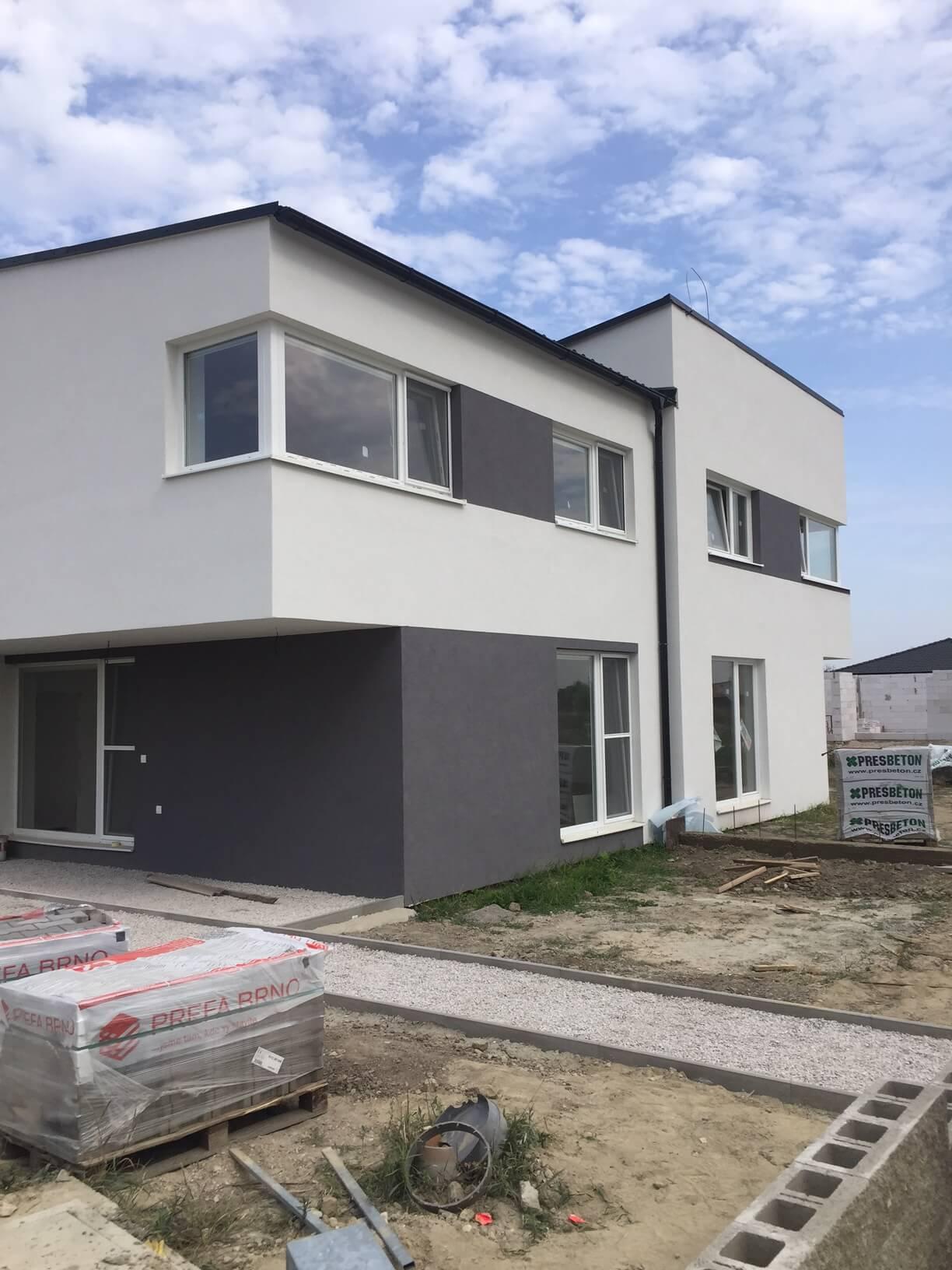 Predané: Posledný Rodinný dom v Dunajskej Lužnej v tichej lokalite, pri Košariskách, pri vlaku, 106m2, pozemok 422m2-17