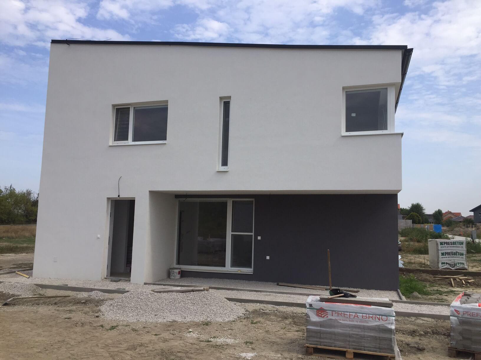 Predané: Posledný Rodinný dom v Dunajskej Lužnej v tichej lokalite, pri Košariskách, pri vlaku, 106m2, pozemok 422m2-16