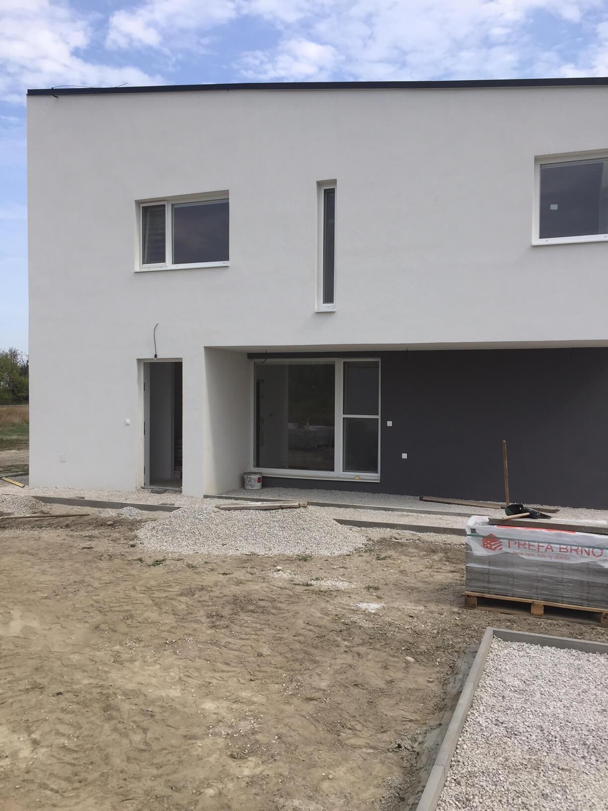 Predané: Posledný Rodinný dom v Dunajskej Lužnej v tichej lokalite, pri Košariskách, pri vlaku, 106m2, pozemok 422m2-15