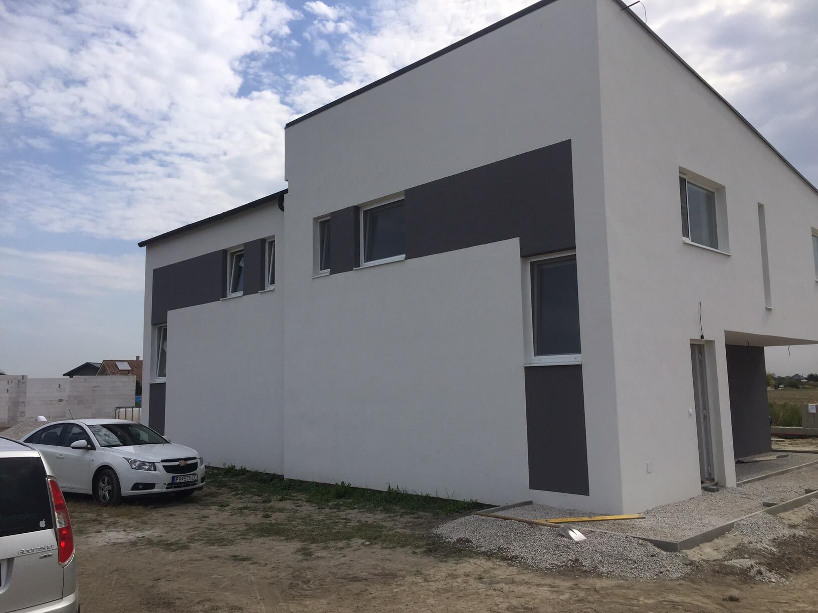 Predané: Posledný Rodinný dom v Dunajskej Lužnej v tichej lokalite, pri Košariskách, pri vlaku, 106m2, pozemok 422m2-12