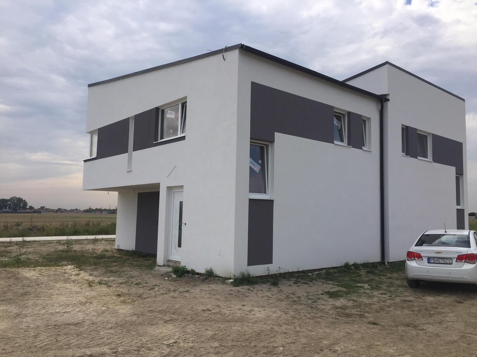 Predané: Posledný Rodinný dom v Dunajskej Lužnej v tichej lokalite, pri Košariskách, pri vlaku, 106m2, pozemok 422m2-10