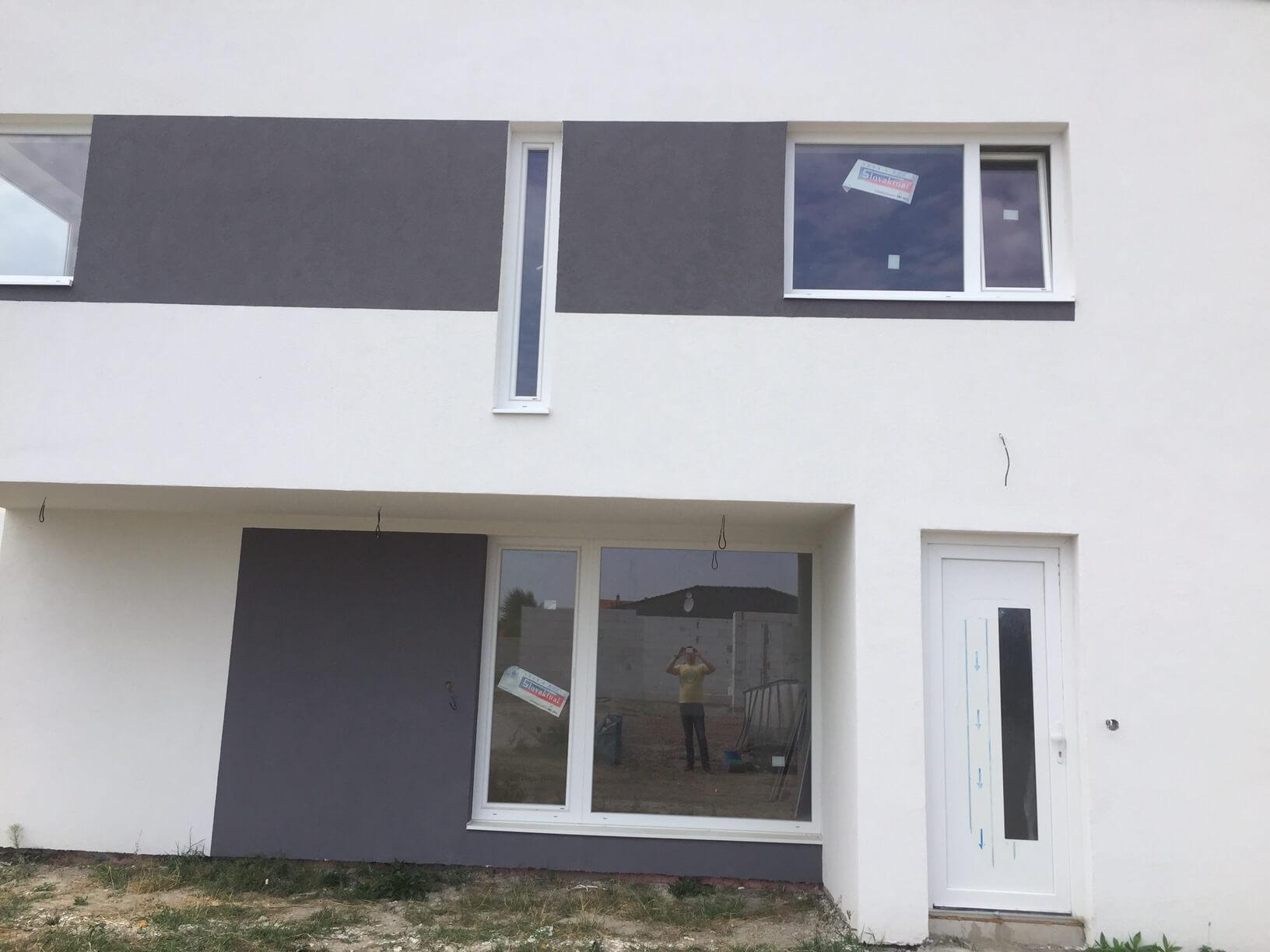 Predané: Posledný Rodinný dom v Dunajskej Lužnej v tichej lokalite, pri Košariskách, pri vlaku, 106m2, pozemok 422m2-7