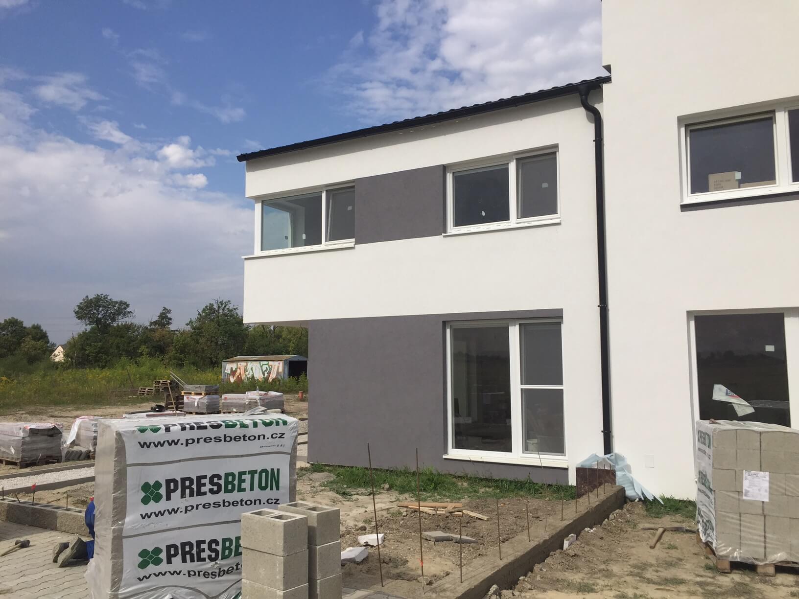 Predané: Posledný Rodinný dom v Dunajskej Lužnej v tichej lokalite, pri Košariskách, pri vlaku, 106m2, pozemok 422m2-4