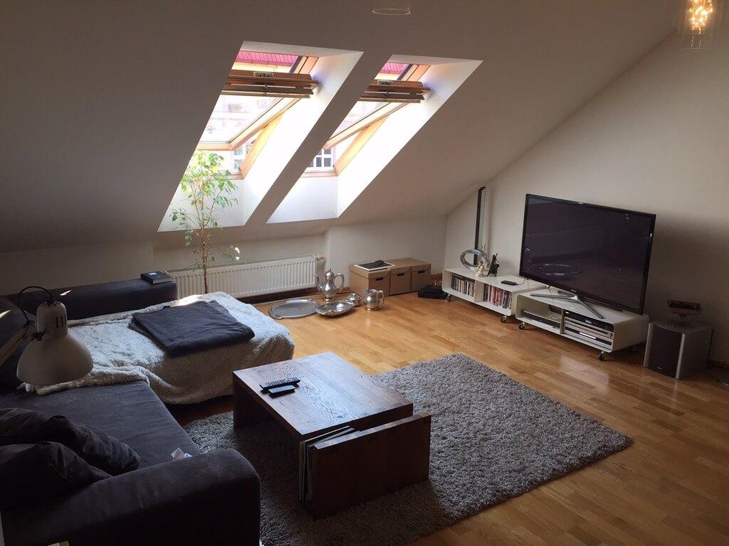 Predané – exkluzívny 2 izb. byt v centre Bratislavy-4