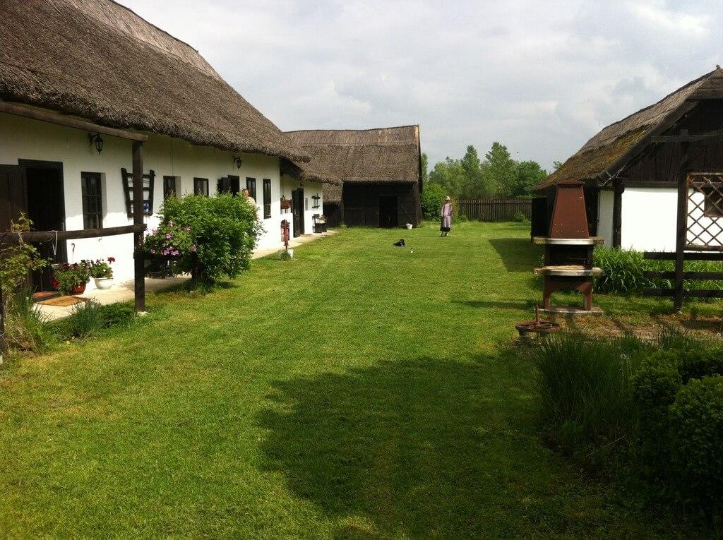 Predané: Väčšia chalupa v Gabčíkove, časť Dedinský ostrov, 5600m2.-1
