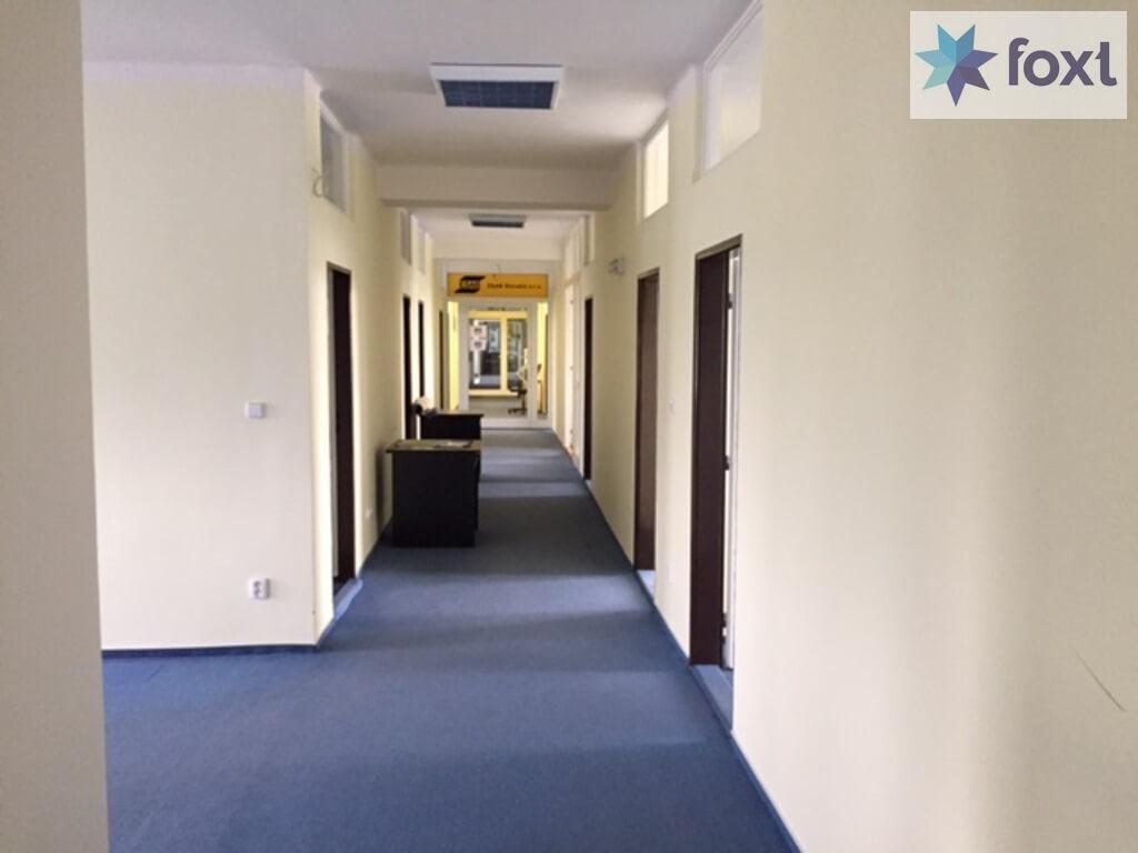 Kancelárske priestory na prenájom, Bratislava, Rybničná ulica-11