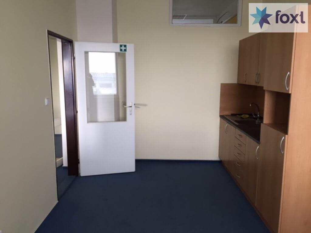 Kancelárske priestory na prenájom, Bratislava, Rybničná ulica-10