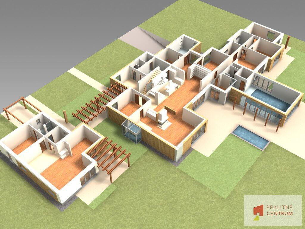 Predané: Rozostavaná luxusná vila na konci Limbachu-9