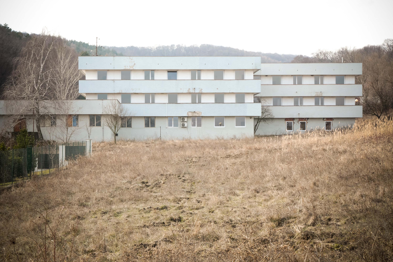 Predané: Zdravotnícke zariadenie, bývale sanatórium,komplex na predaj, Limbach, Potočná ulica, pozemky 21164m2, úžitkova spolu 3159m2-18
