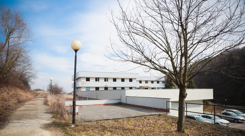 Predané: Zdravotnícke zariadenie, bývale sanatórium,komplex na predaj, Limbach, Potočná ulica, pozemky 21164m2, úžitkova spolu 3159m2-13