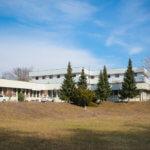 Predané: Zdravotnícke zariadenie, bývale sanatórium,komplex na predaj, Limbach, Potočná ulica, pozemky 21164m2, úžitkova spolu 3159m2-0