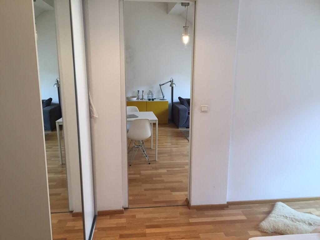 Prenajaté – 2 izb. byt, v centre na Klemensova ulici-20