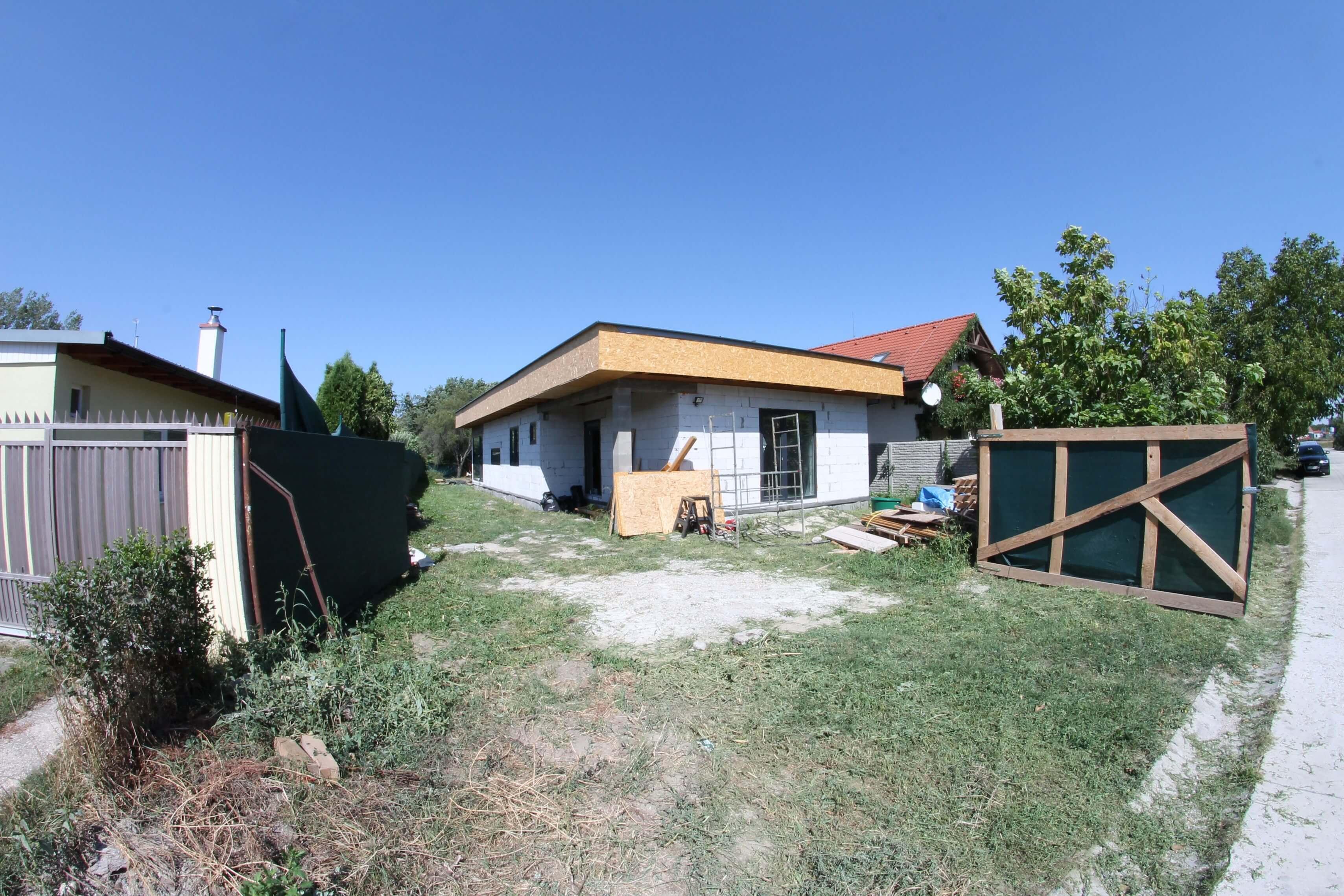 Predané: Predaj nizkoenergetický 4 izbový RD, Bungalov, v Ivanke pri Dunaji časť Farná, úžitková 121m2, pozemok 1038m2-11