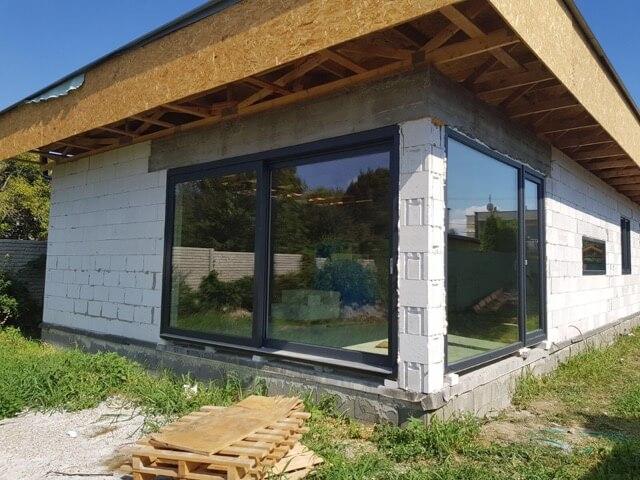Predané: Predaj nizkoenergetický 4 izbový RD, Bungalov, v Ivanke pri Dunaji časť Farná, úžitková 121m2, pozemok 1038m2-3
