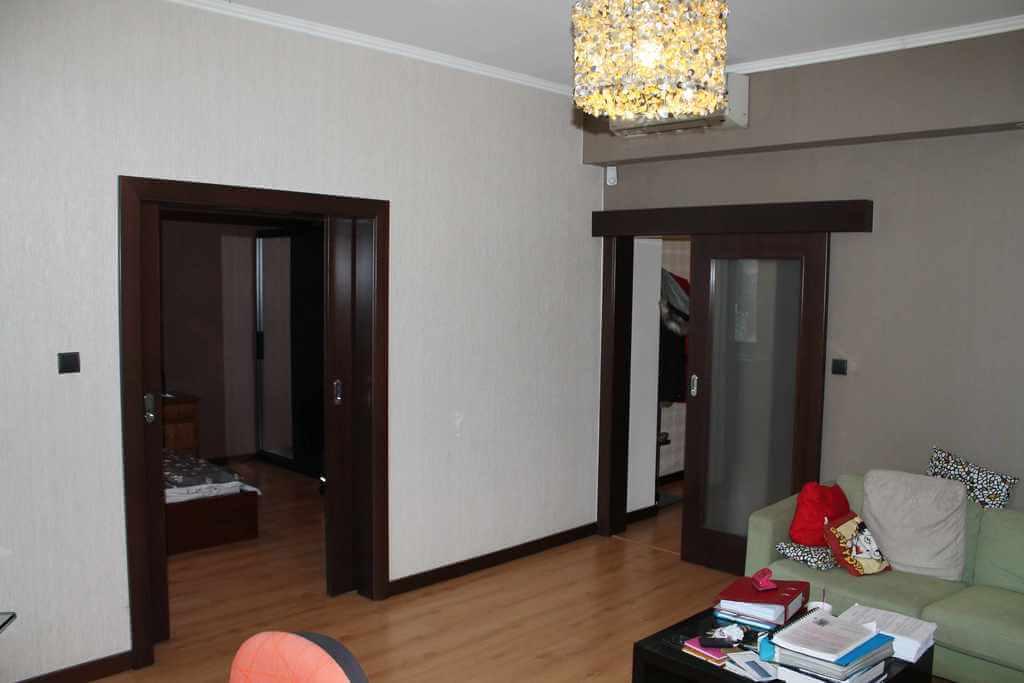 Predané Predaj exkluzívneho 3,5 izb. bytu,v centre, ulica Dostojevského rad v Bratislave, vedľa Jakubovho námestia, 94m2, kompletne zariadený-29