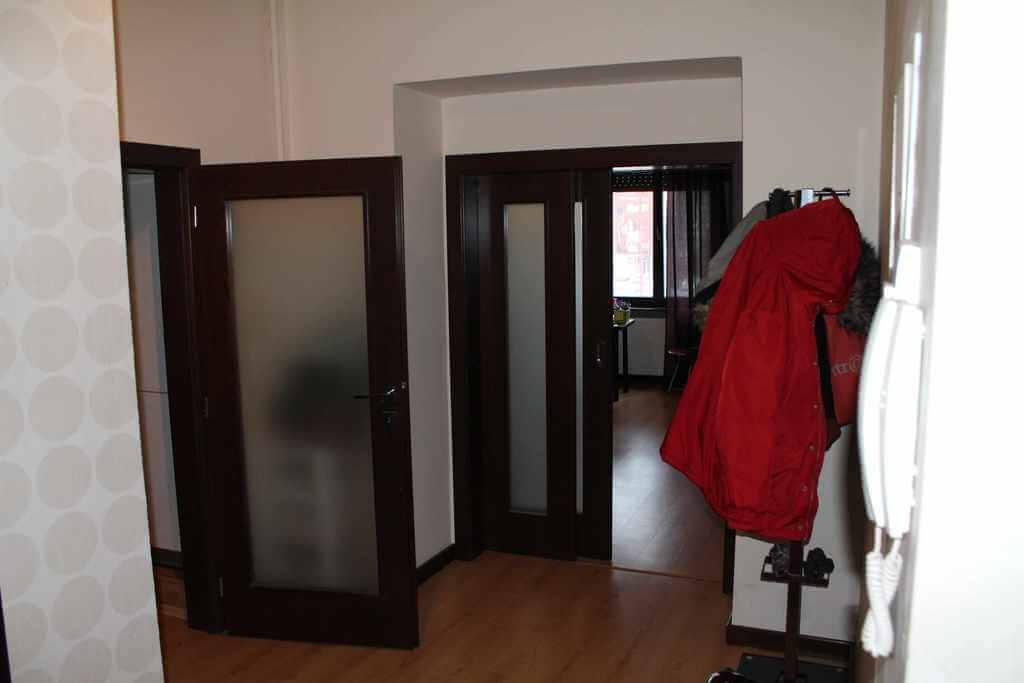Predané Predaj exkluzívneho 3,5 izb. bytu,v centre, ulica Dostojevského rad v Bratislave, vedľa Jakubovho námestia, 94m2, kompletne zariadený-27