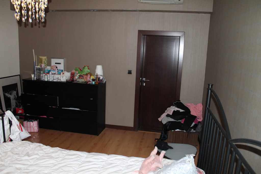 Predané Predaj exkluzívneho 3,5 izb. bytu,v centre, ulica Dostojevského rad v Bratislave, vedľa Jakubovho námestia, 94m2, kompletne zariadený-12