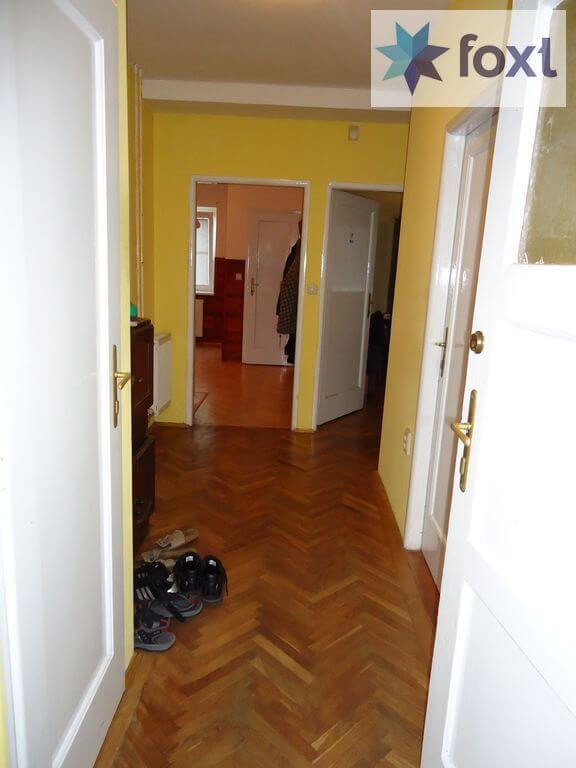 Prenajaté: Na prenájom exkluzívne 2 izb. byt, Staré mesto, Šancová ulica, Bratislava, 75m2, kompletne zariadený-51
