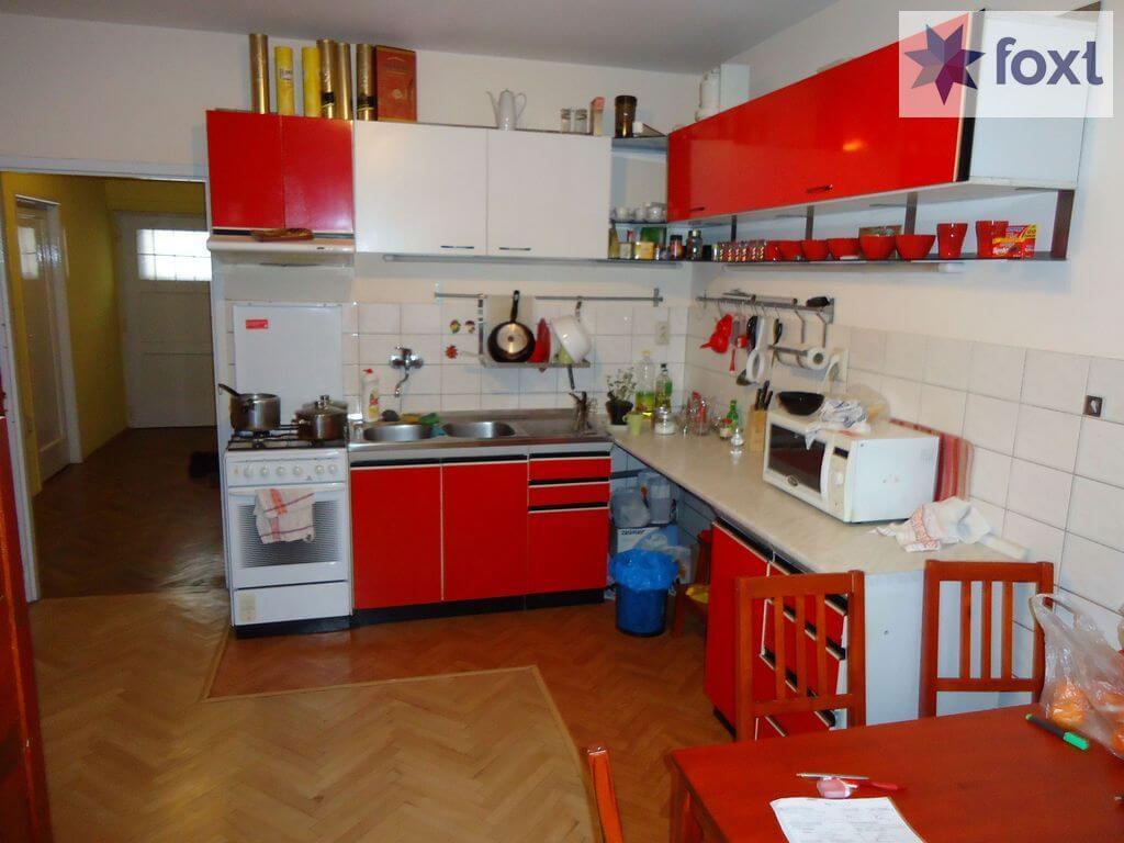 Prenajaté: Na prenájom exkluzívne 2 izb. byt, Staré mesto, Šancová ulica, Bratislava, 75m2, kompletne zariadený-45
