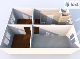 Predané – Predaj 2 izb. bytu, 53m2, Hubeného v Rači, kompletne zrekonštruovany-14