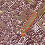 Predané Predaj pozemkov určených na výstavbu – zmiešana zóna, nedaleko centra Dunajskej stredy, 38.463m2, za m2 35€-0