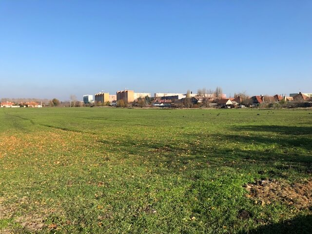 Predané Predaj pozemkov určených na výstavbu – zmiešana zóna, nedaleko centra Dunajskej stredy, 38.463m2, za m2 35€-6