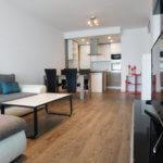 Prenajaté: Apartmán na prenájom v centre mesta – Rezidencia Grösslingova-0