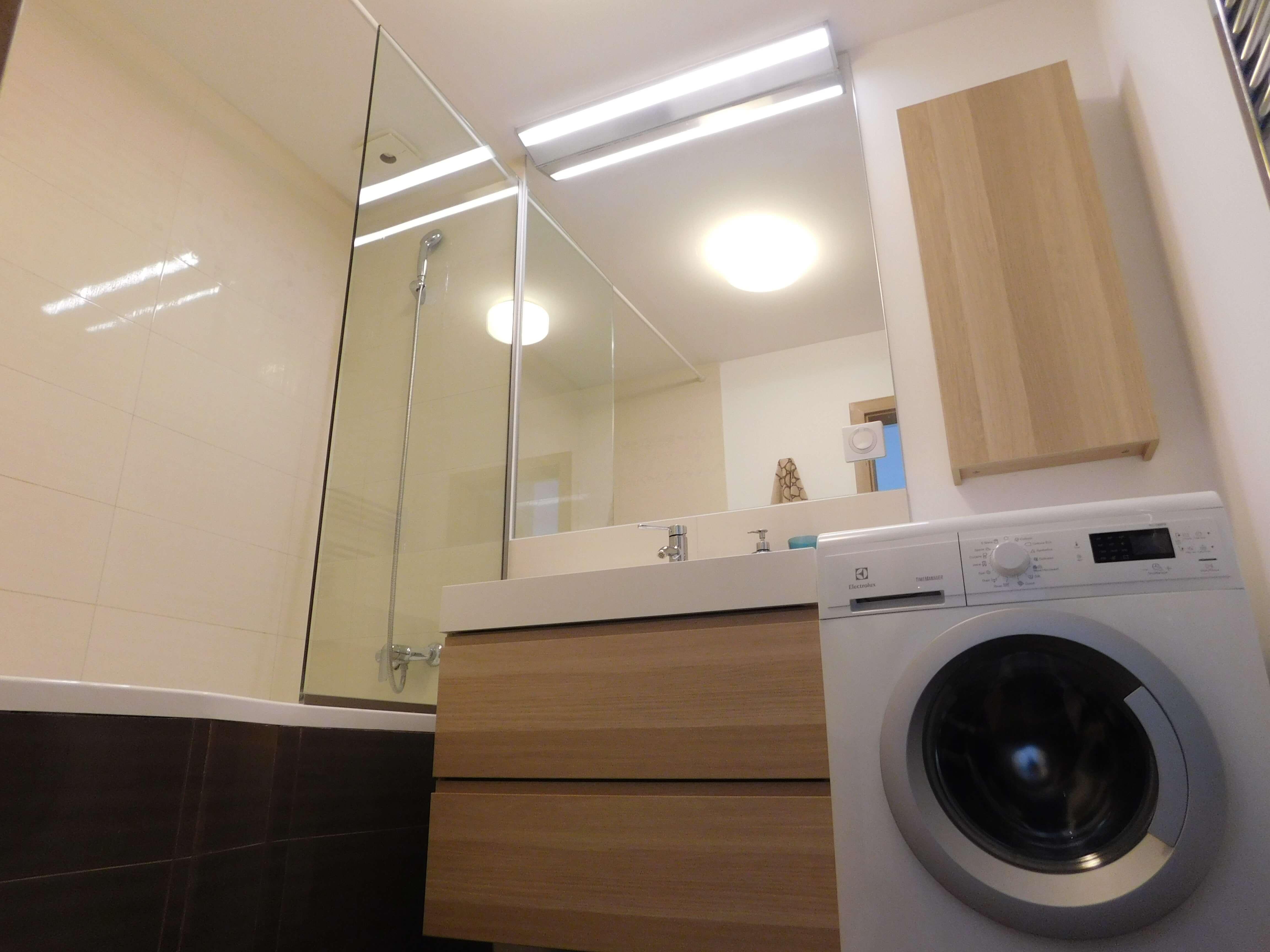 Prenajaté: Apartmán na prenájom v centre mesta – Rezidencia Grösslingova-7