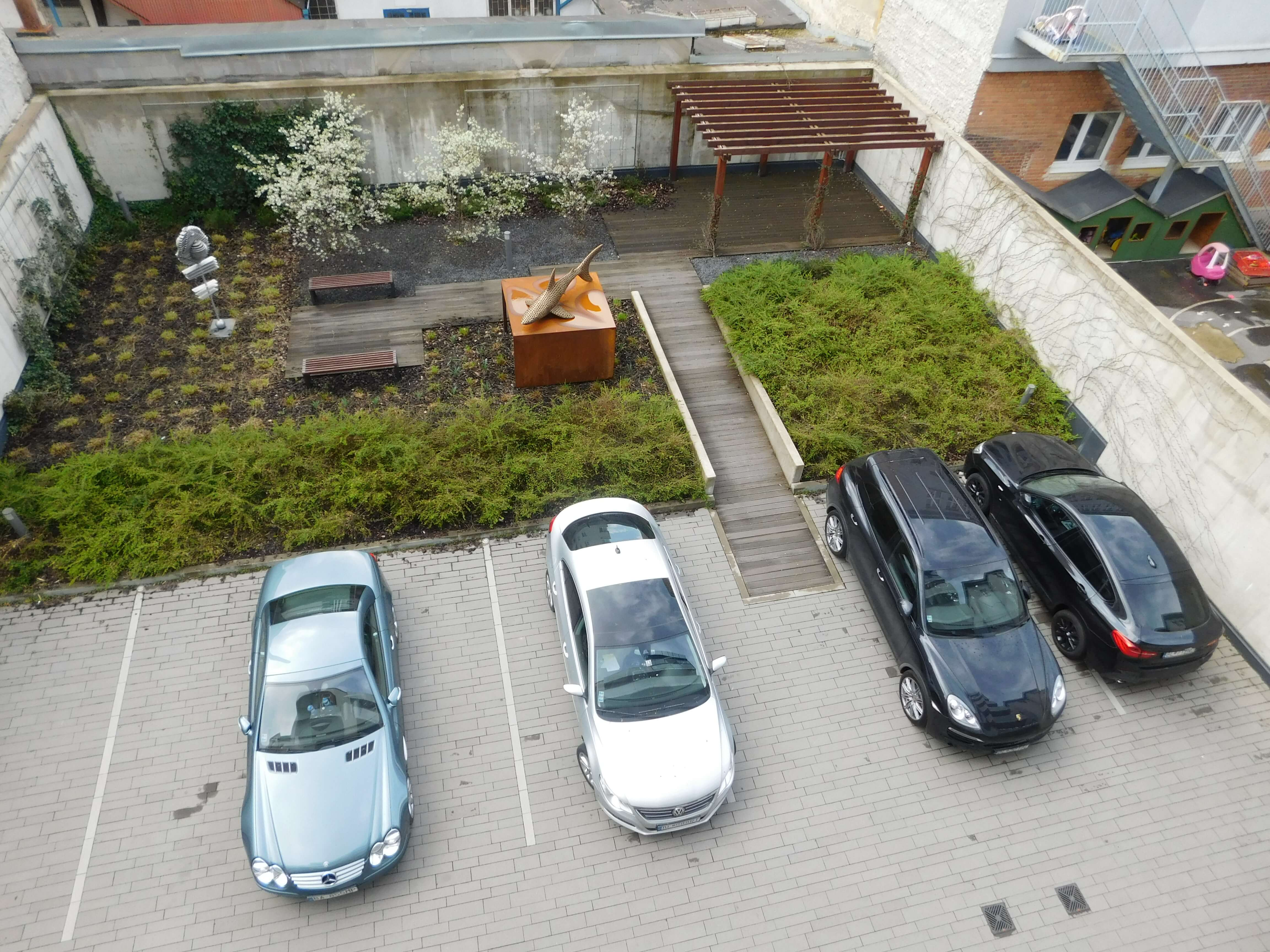 Prenajaté: Apartmán na prenájom v centre mesta – Rezidencia Grösslingova-11