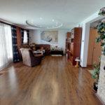 Predané #3D obhliadka: Rodinný dom v obci Kvetoslavovo.-3