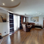 Predané #3D obhliadka: Rodinný dom v obci Kvetoslavovo.-4