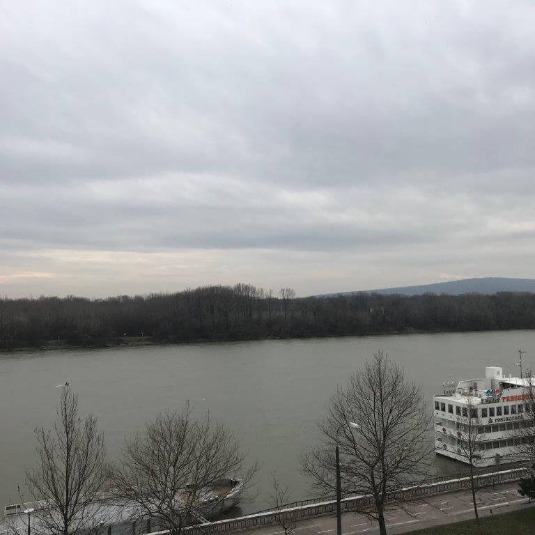 Prenajaté: Apartmán na prenájom – Zuckermandel na nábreží Dunaja-9