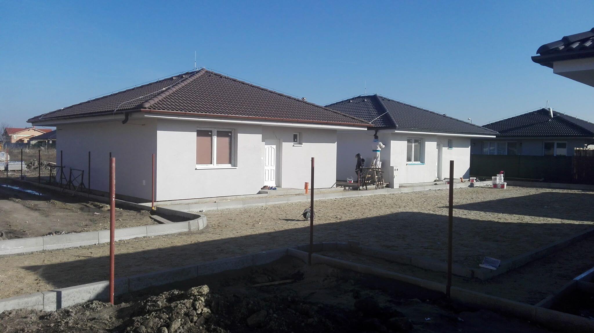 Predané: Novostavba na kľúč + kuchyňa + pozemok len za 98 000 Eur, iba 25km od Bratislavy-0