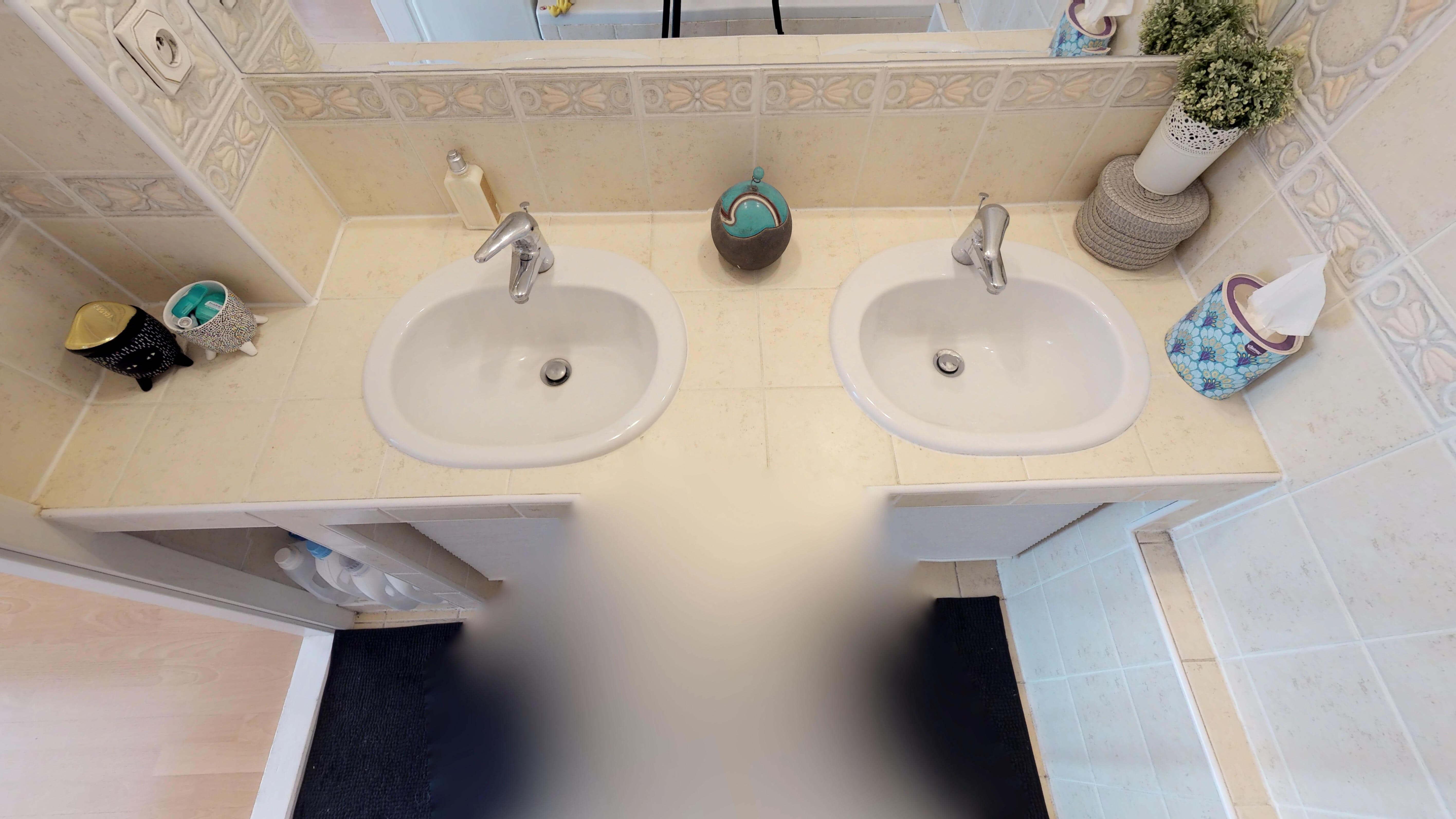 Predané Predaj exkluzívneho 3 izb. bytu,v Ružinove, ulica Palkovičová, blízko Trhoviska Miletičky v Bratislave, 68m2, kompletne zariadený-28