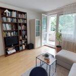 Predané Predaj exkluzívneho 3 izb. bytu,v Ružinove, ulica Palkovičová, blízko Trhoviska Miletičky v Bratislave, 68m2, kompletne zariadený-19