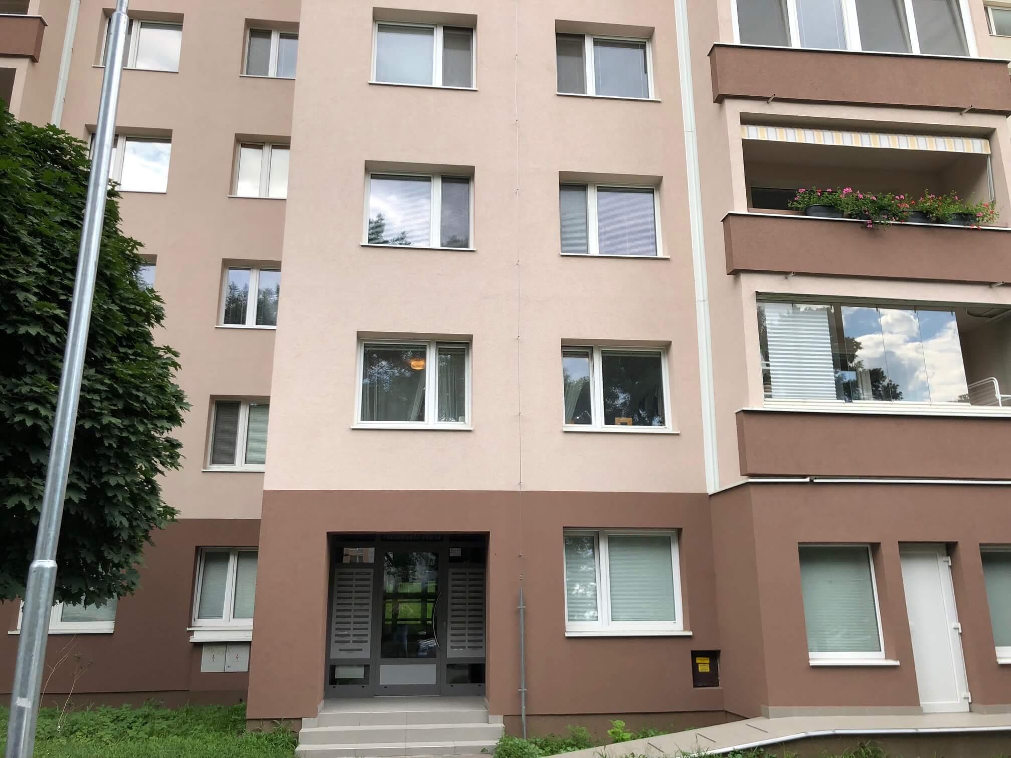 Predané Predaj exkluzívneho 3 izb. bytu,v Ružinove, ulica Palkovičová, blízko Trhoviska Miletičky v Bratislave, 68m2, kompletne zariadený-7