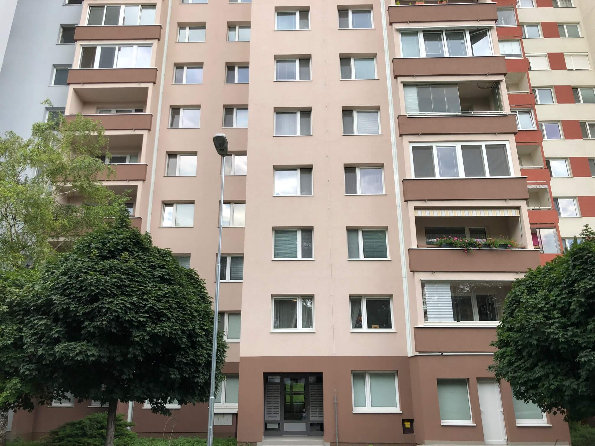 Predané Predaj exkluzívneho 3 izb. bytu,v Ružinove, ulica Palkovičová, blízko Trhoviska Miletičky v Bratislave, 68m2, kompletne zariadený-6