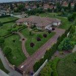 Predané: Predaj exkluzívnej rodinnej vily, Dunajská Streda, úžitková 500m2, pozemok 15674m2, vlastné jazero 4571m2-2