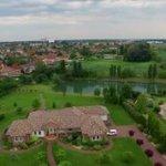 Predané: Predaj exkluzívnej rodinnej vily, Dunajská Streda, úžitková 500m2, pozemok 15674m2, vlastné jazero 4571m2-3