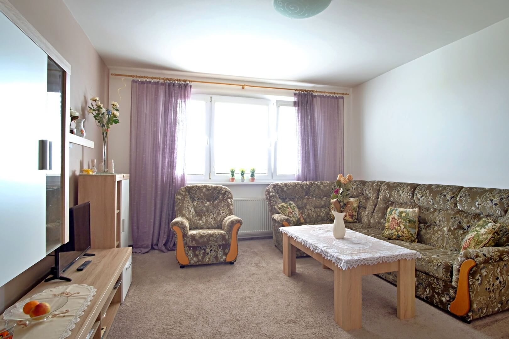 Predané: Na predaj 4 izbový byt v4-poschodovom bytovom dome svýťahom ulica Vyšehradská, Bratislava.-7