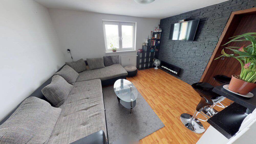 Predané: dvojizbový byt v Dunajskej Lužnej-1