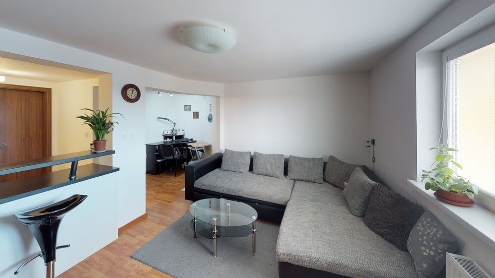 Predané: dvojizbový byt v Dunajskej Lužnej-0