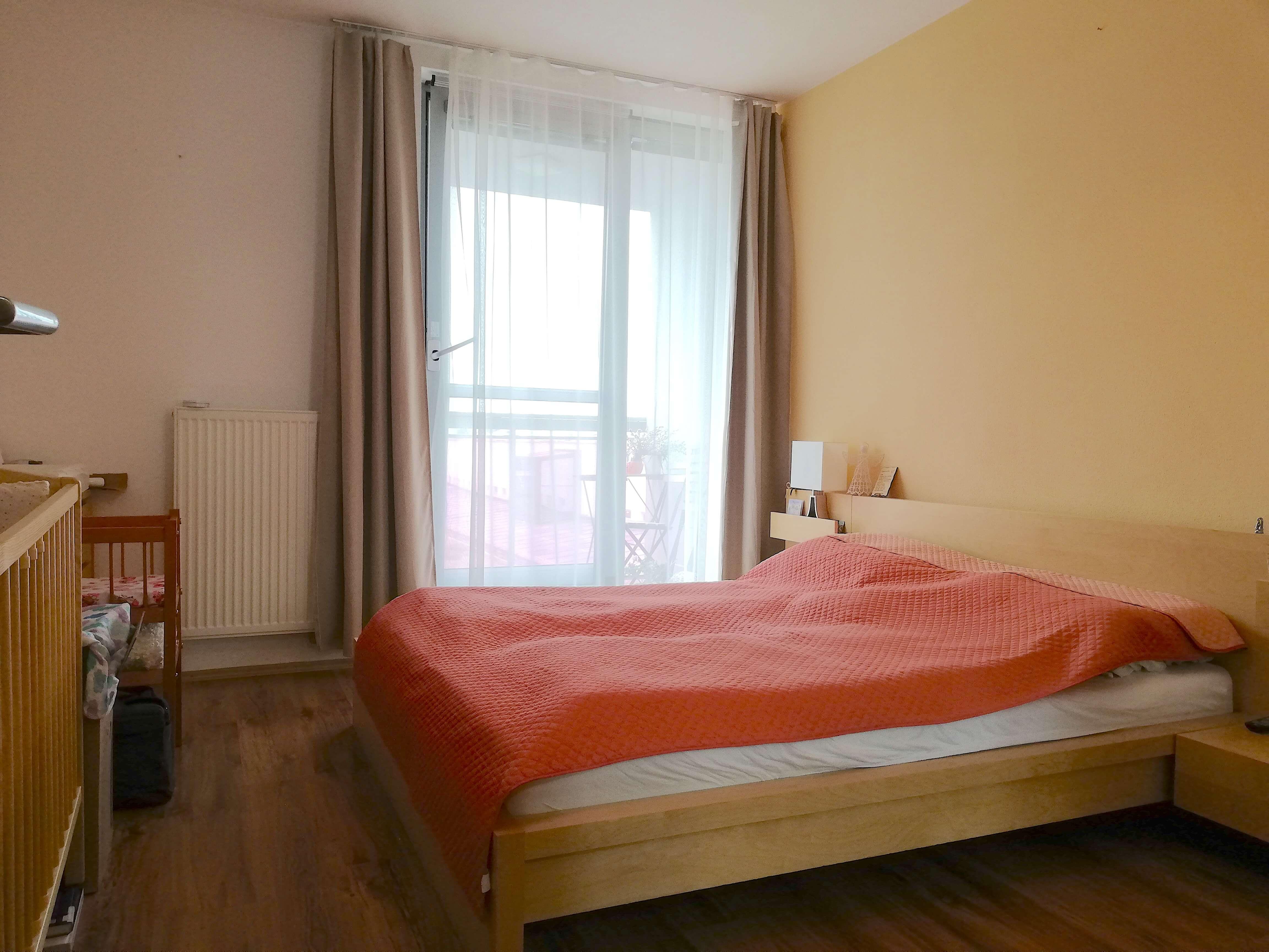 Prenajaté: Dvojizbový byt v Cubicone-2