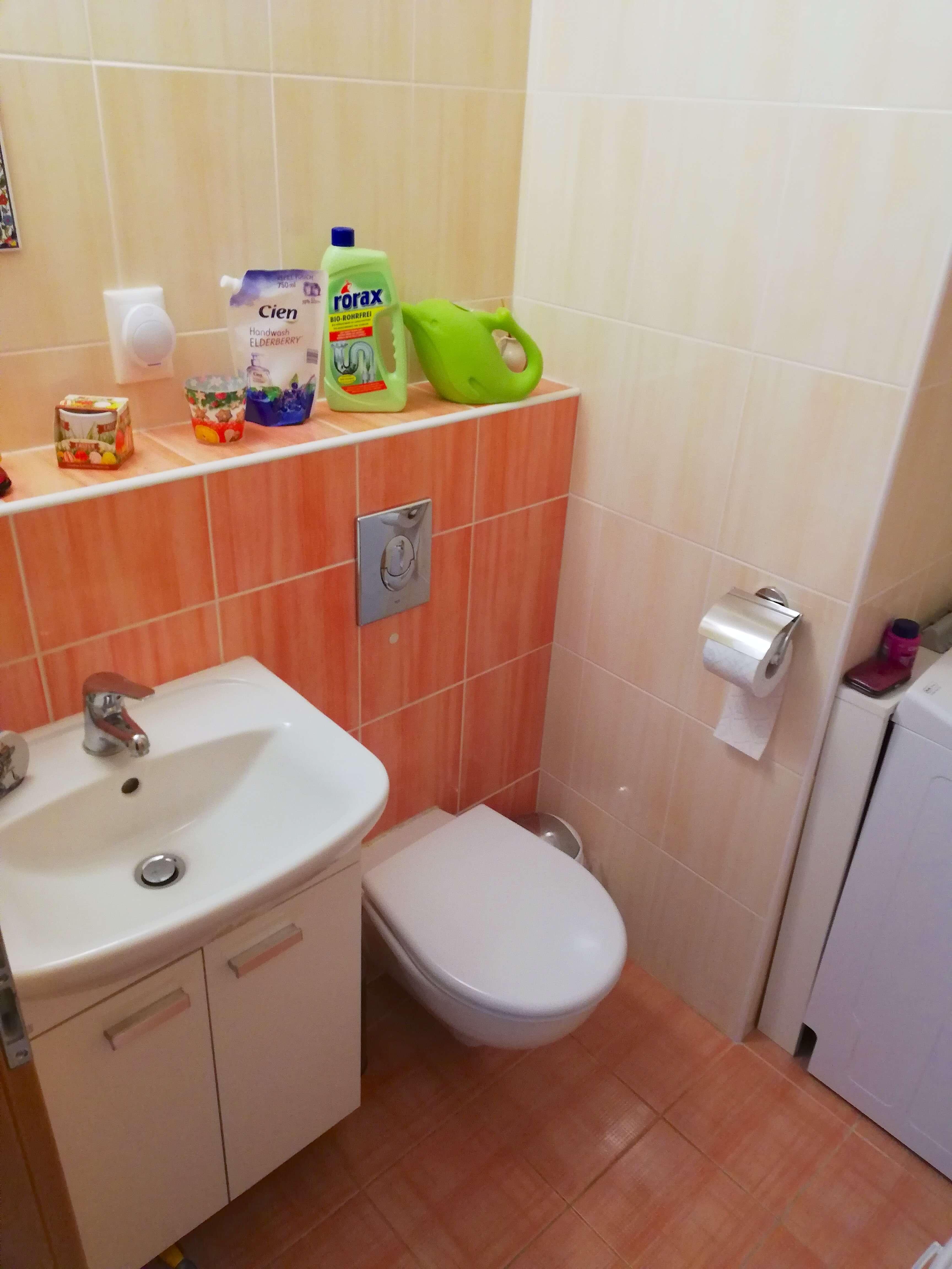 Prenajaté: Dvojizbový byt v Cubicone-4