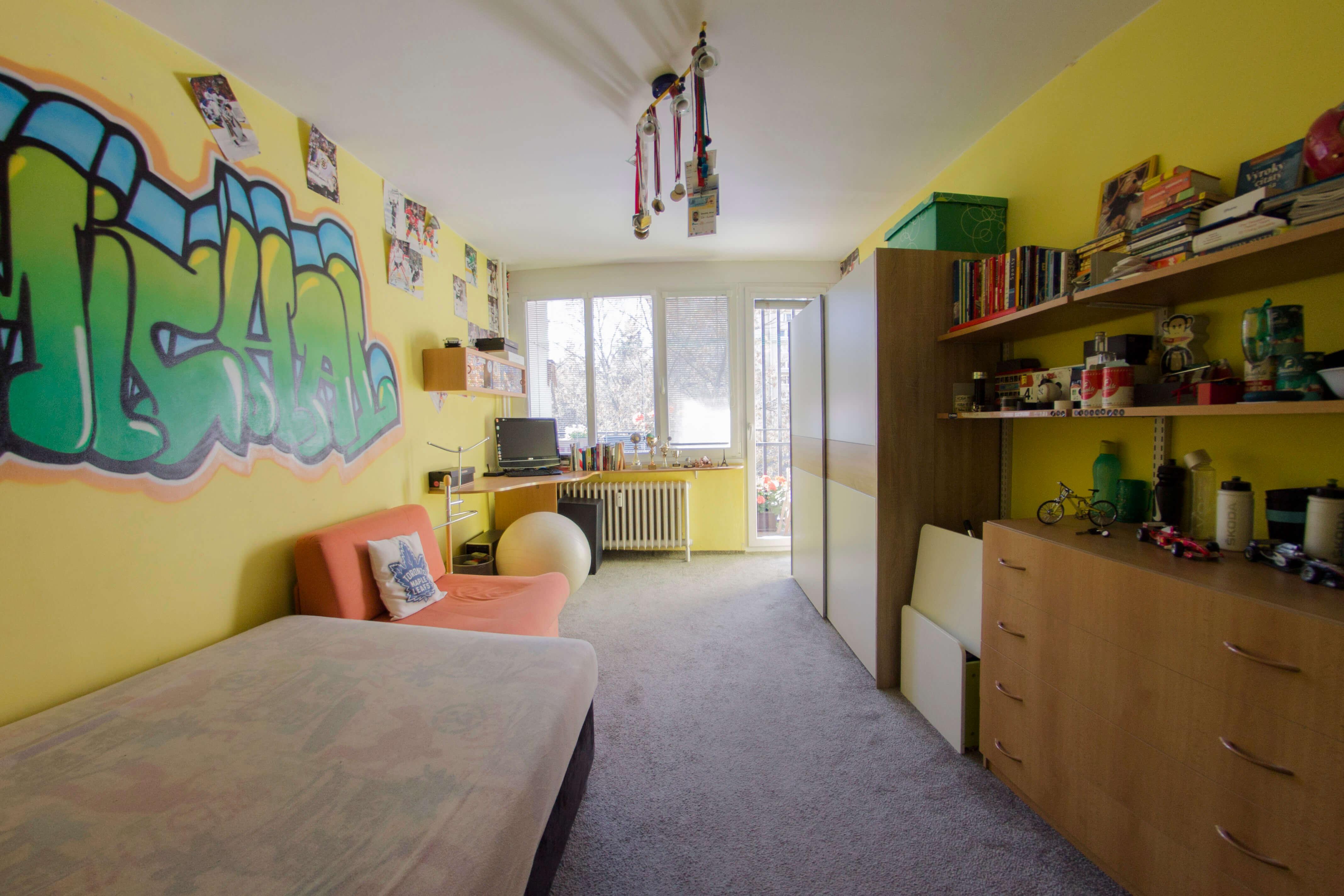 Predané: 3 izbový byt na Piešťanskej ulici-3