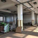 Na prenájom Budova skladov a výrobne v Dunajskej Strede, Drevárska, pozemok 2272m2, spolu 4 podlažia 4767m2-10