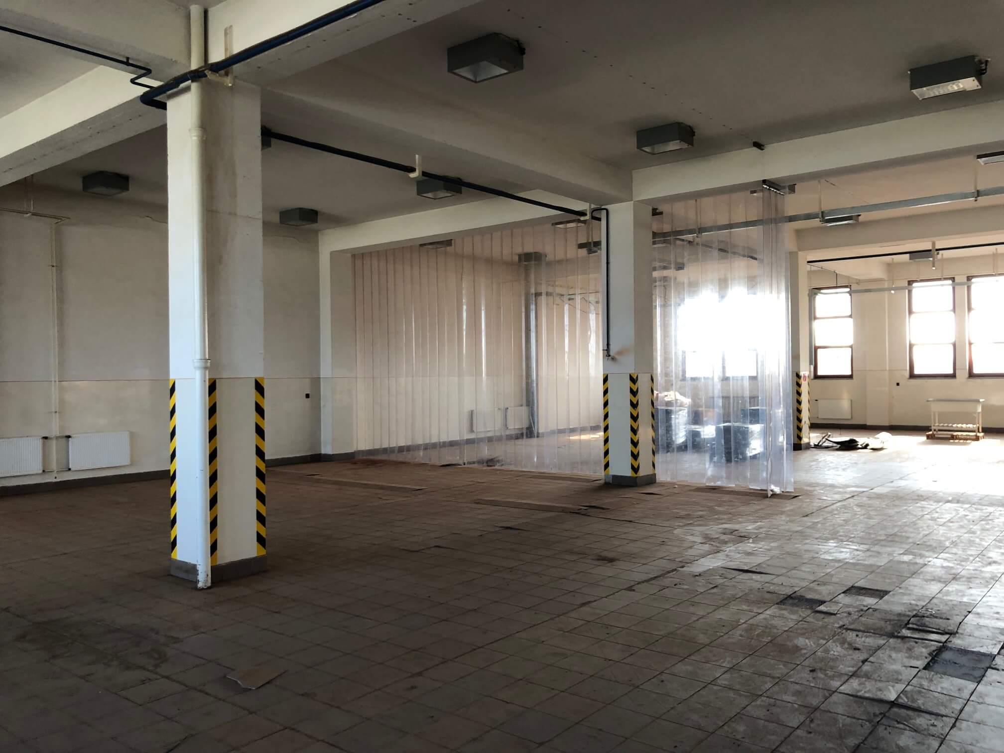 Na prenájom Budova skladov a výrobne v Dunajskej Strede, Drevárska, pozemok 2272m2, spolu 4 podlažia 4767m2-9