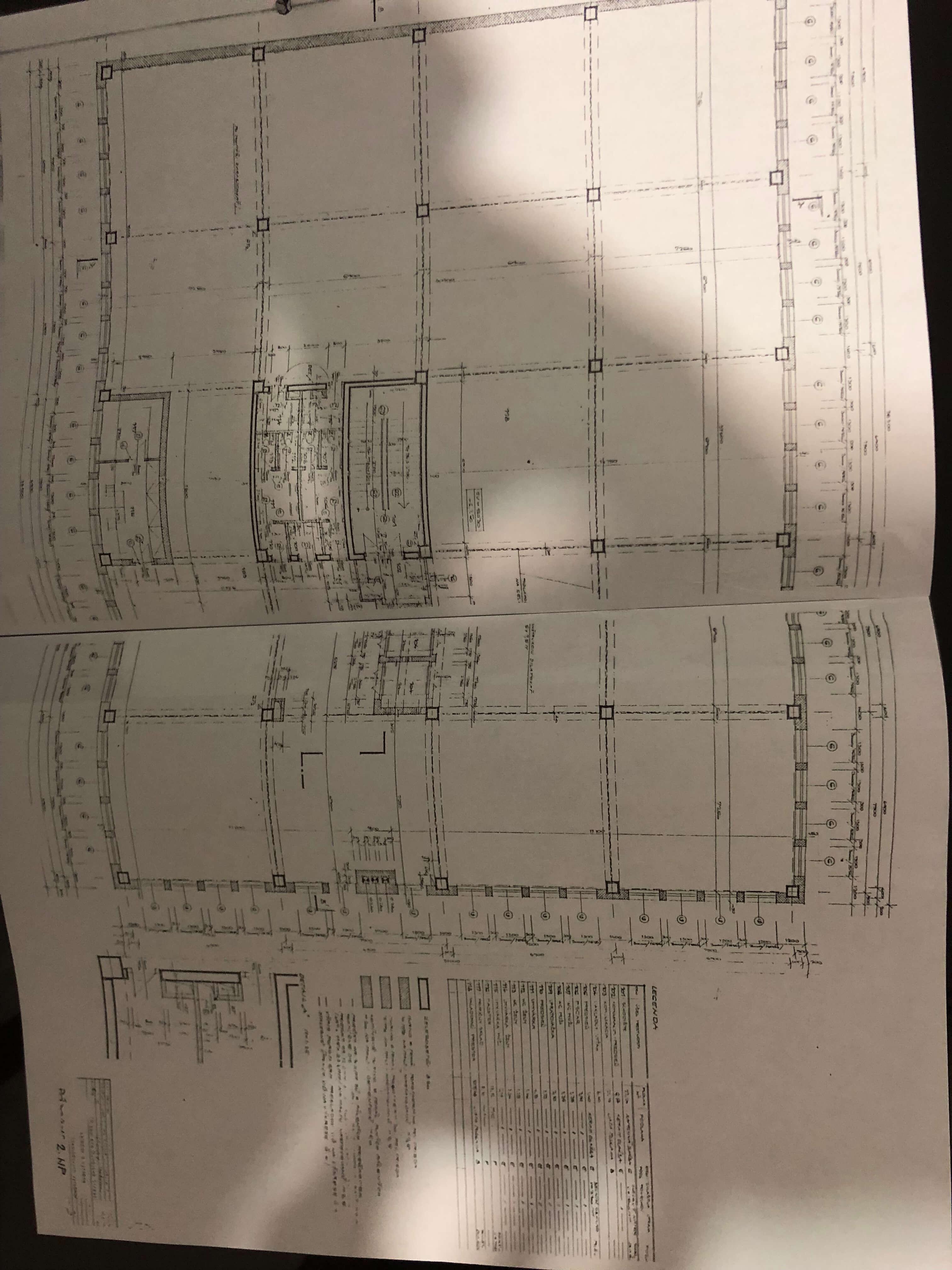 Na prenájom Budova skladov a výrobne v Dunajskej Strede, Drevárska, pozemok 2272m2, spolu 4 podlažia 4767m2-6