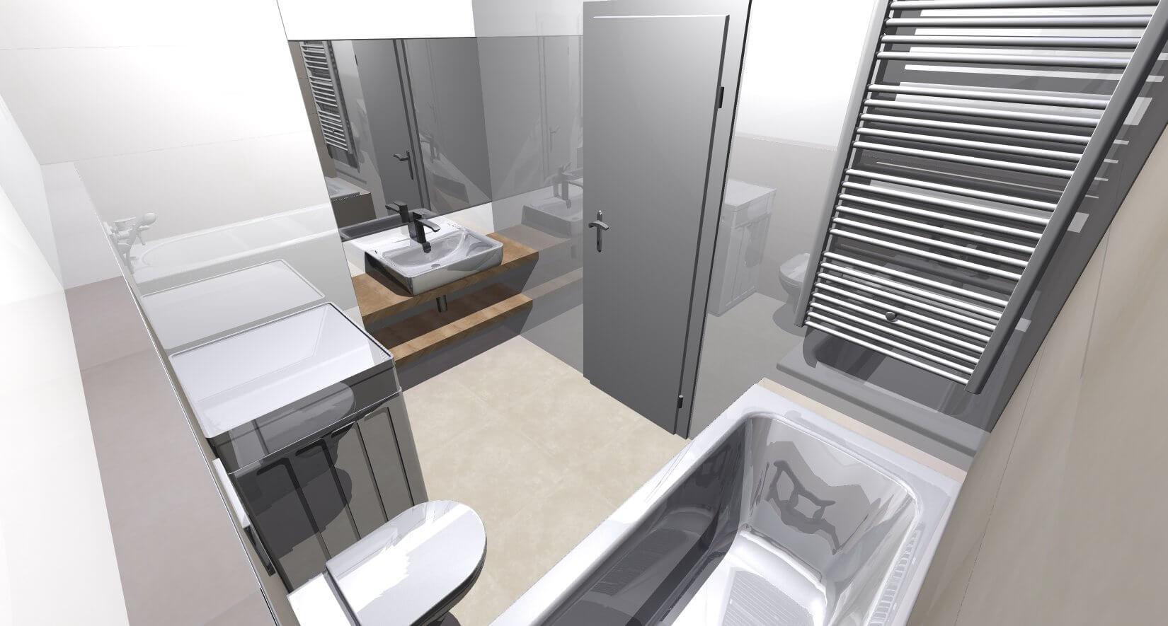 Predané: Novostavba Mezonet 4 izbový, širšie centrum v Bratislave, Beskydská ulica, 141m2, balkón a logia spolu 30,84m2, štandard.-14