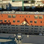 Predané: Novostavba posledný 1 izbový byt, širšie centrum v Bratislave, Beskydská ulica, 44,87m2, štandard, terasa 40m2-0